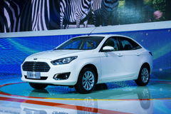 Chongqing Changan Ford Automobile series products Stock Photography