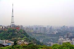 Chongqing. China. Stockbilder