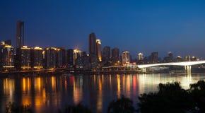 Chongqing city Stock Images