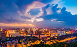 Chongqing City Photos stock