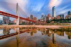 Chongqing City lizenzfreie stockfotos