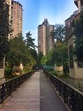 Chongqing city Stock Photo