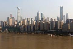 Chongqing city Royalty Free Stock Images