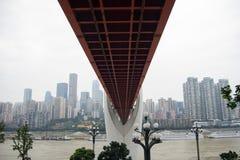 Shui Men Bridge, Chongqing, China stock images