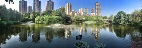 Chongqing city view Royalty Free Stock Images
