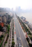Chongqing Cityscape Stock Images