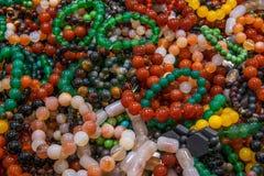 Chongqing expo przedstawienia chabeta Herbaciana biżuteria Zdjęcie Royalty Free