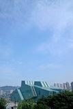 Chongqing Grand Theatre Stockbilder