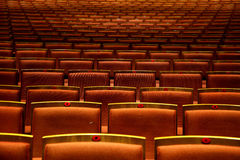 Chongqing Grand Theatre in the chair Royalty Free Stock Photos