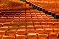 Chongqing Grand Theatre in the chair Royalty Free Stock Images