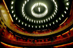 Chongqing Grand Theatre dome Royalty Free Stock Image