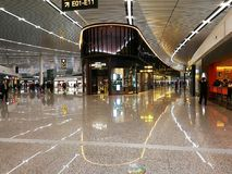 Chongqing International Airport. Chongqing Jiangbei International Airport is one of the top 10 airports in China. It has retained this rank for five consecutive Stock Image