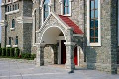 chongqing kościół chrześcijański ewangelia Jiangbei Obrazy Stock