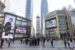 Chongqing Liberation Monument Royalty Free Stock Photos
