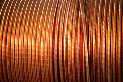 Chongqing metal wire and cable wire and cable manufacturing Stock Images