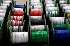 Chongqing metalu kabel i drut depeszujemy produkci i depeszujemy Obraz Royalty Free