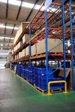 Chongqing Minsheng Logistics Auto Parts-Pakhuis Stock Fotografie