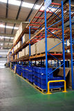 Chongqing Minsheng Logistics Auto Parts Warehouse Stock Photography