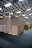 Chongqing Minsheng Logistics Auto Parts Warehouse Stock Images