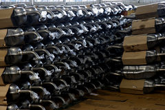 Chongqing Minsheng Logistics Auto Parts Warehouse Stock Photography