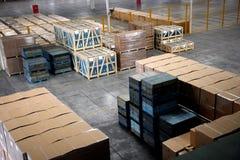 Chongqing Minsheng Logistics Warehousing Royalty-vrije Stock Afbeelding