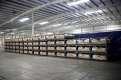 Chongqing Minsheng Logistics Warehousing Royalty Free Stock Image