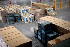 Chongqing Minsheng Logistics Warehousing Royalty Free Stock Image