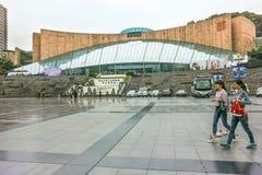 Chongqing Museum de Three Gorges Imagem de Stock Royalty Free
