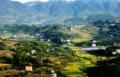 Chongqing przepływu jesieni piękno Fotografia Royalty Free