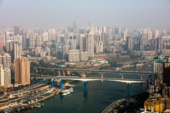Chongqing scenery Royalty Free Stock Photography