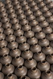 Chongqing Shi Guohua Ceramics Co , Ltd en Kerry Industrial Co productietanks Royalty-vrije Stock Foto