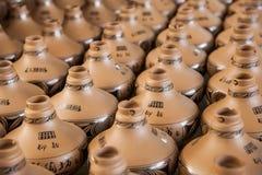 Chongqing Shi Guohua Ceramics Co , Ltd Produktionsbehälter Lizenzfreies Stockbild