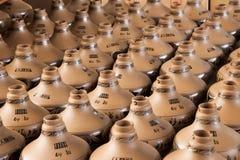 Chongqing Shi Guohua Ceramics Co , Ltd Produktionsbehälter Lizenzfreie Stockfotos