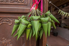 Chongqing Tongliang home town neighborhood snacks ---- dumplings Stock Photo
