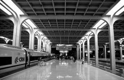 Chongqing West Railway Station Republic van China stock foto's