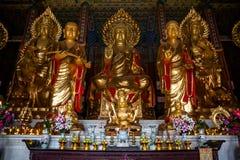 Chongsheng寺庙 免版税图库摄影