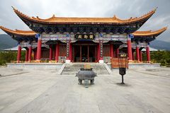 The chongsheng temple Stock Images
