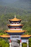 The chongsheng temple Royalty Free Stock Photos