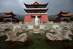 The chongsheng temple Royalty Free Stock Photo