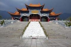 The chongsheng temple Stock Photos