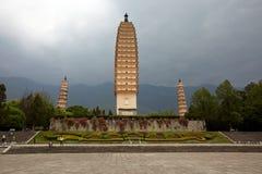 The chongsheng temple Royalty Free Stock Photos