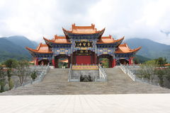 The chongsheng temple Royalty Free Stock Image