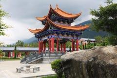 The chongsheng temple. In Dali.Yunnan,China Royalty Free Stock Images