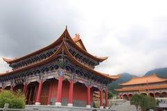 The chongsheng temple. In Dali.Yunnan,China Royalty Free Stock Photos