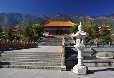 Chongsheng temple, Dali, China Stock Photos