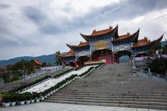 The Chongsheng Temple Stock Image