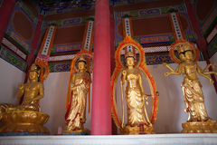 The Chongsheng Temple Royalty Free Stock Photography