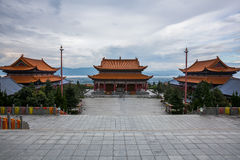 The Chongsheng Temple Stock Photo