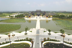 chongyuan обозите висок Стоковое Изображение