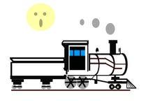 choo pociąg Zdjęcie Stock